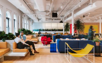 WeWork is Taking Major Block of Space in Tampa Bay