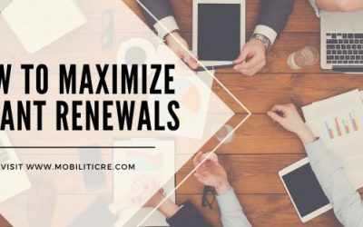 How to Maximize Tenant Renewals